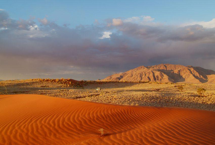 Landscape Wolwedans Namibia