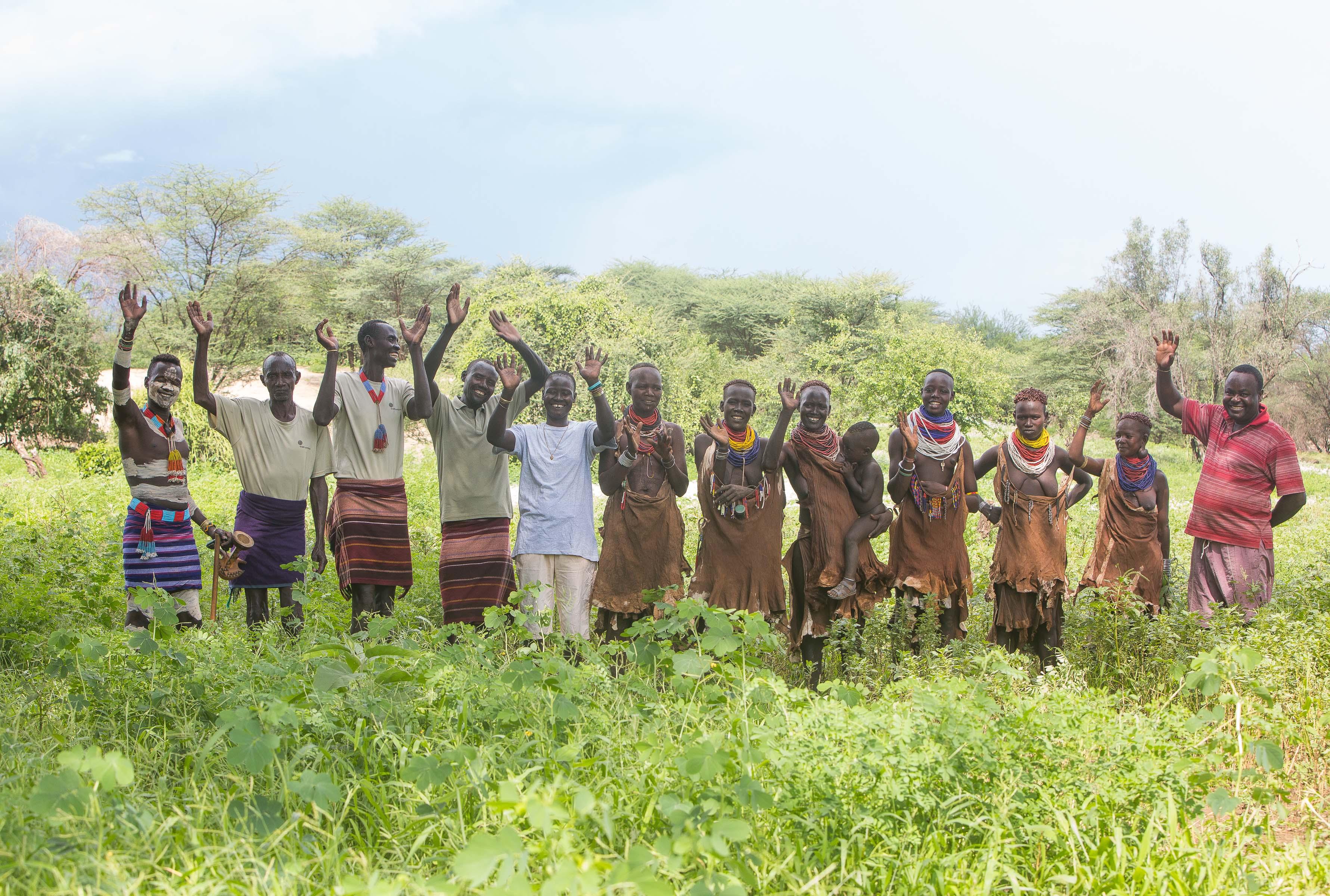 Lales Camp Staff Ethiopia
