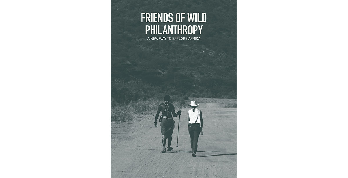 Friend of Wild Philanthropy Flyer
