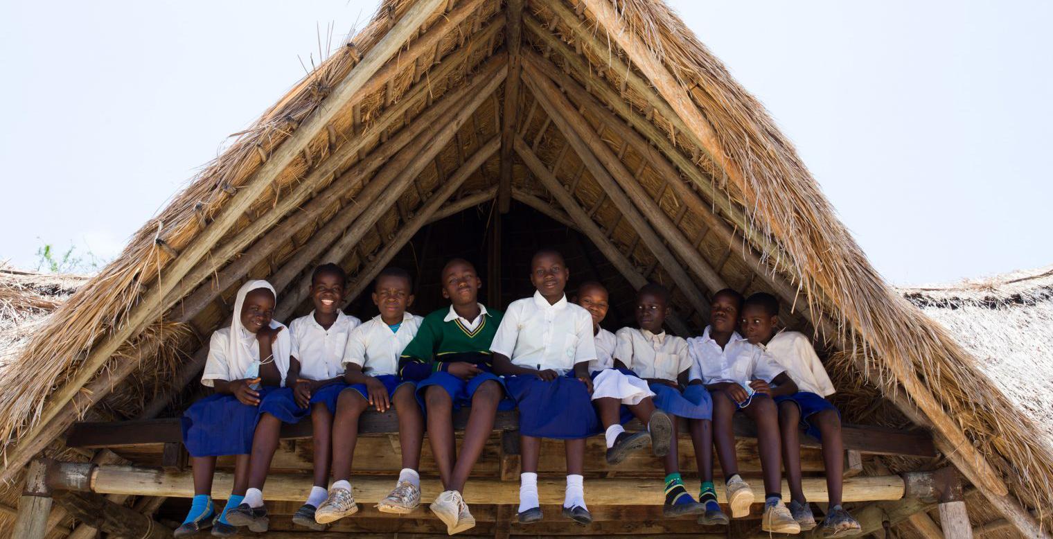 Tanzania-Greystoke-Kids-Chimping